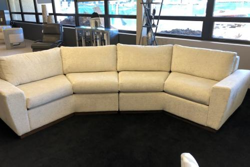 New! 2 Pc. Sectional
