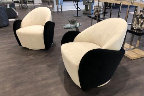 New! Swivel Chairs