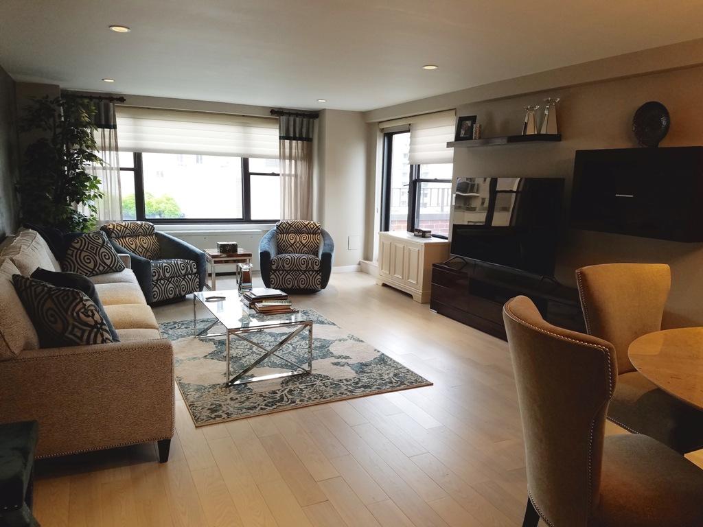 Manhattan Apartment Project Designed By Simonne Pojawa