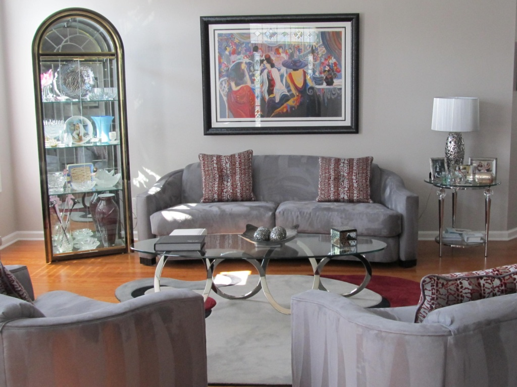 Traditional Living Room Designed By Bob Berry