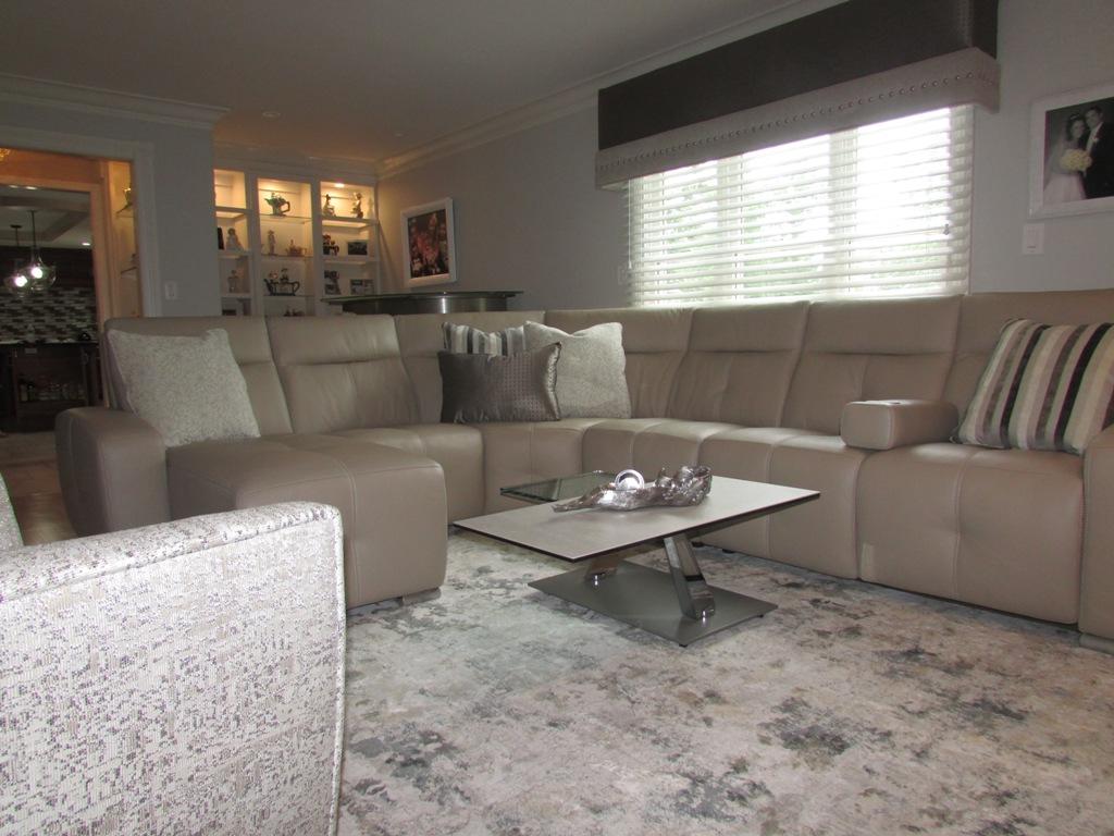 Marlboro, NJ Home Project Designed By Sheryl Rothman